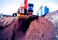 BM07RT解泥作業